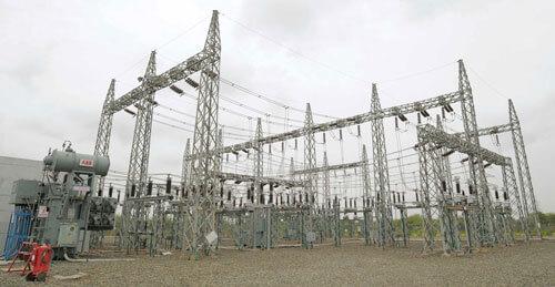 50MW ACME Solar Power,