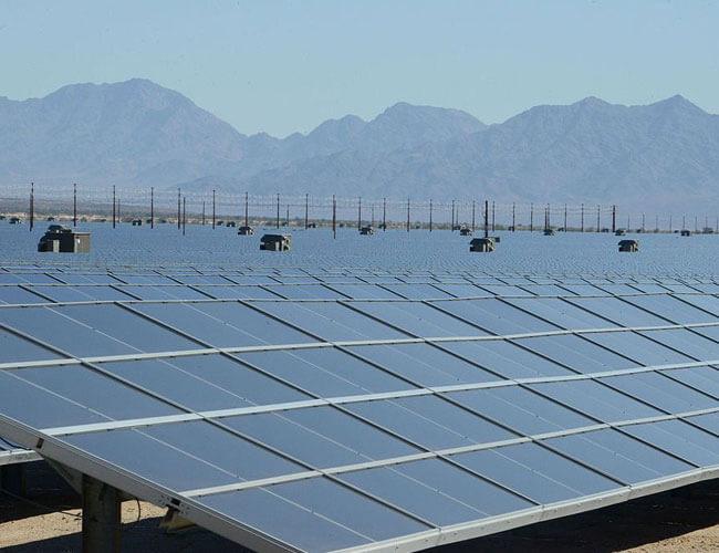 43 MW Rajkot (Gujrat) Solar Power